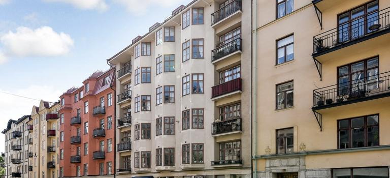 fasadtvätt Stockholm